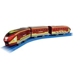 プラレール マーベルドリームレールウェイ アイアンマントレイン 鉄道玩具 電車 男の子プレゼント 誕生日プレゼント タカラトミー|toylandclover