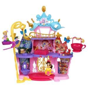 ディズニー プリンセス リトルキングダム エレベーターのある大きなダンスキャッスル 誕生日プレゼント 女の子プレゼント タカラトミー|toylandclover
