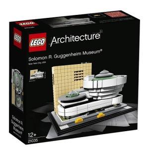 レゴ アーキテクチャー 21035 アーキテクチャー ソロモン・R・グッゲンハイム美術館 LEGO  レゴブロック 誕生日 プレゼント 送料無料|toylandclover