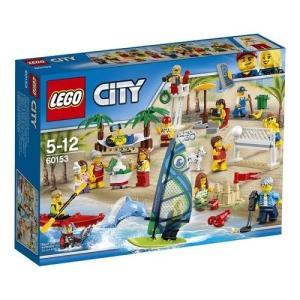 レゴ シティ 60153 シティのビーチ LEGO レゴブロック 女の子プレゼント 男の子プレゼント 誕生日プレゼント クリスマスプレゼント|toylandclover