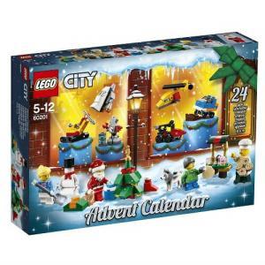 レゴ シティ 2018 アドベントカレンダー 60201 レゴブロック LEGO 女の子プレゼント 男の子プレゼント 誕生日プレゼント クリスマスプレゼント|toylandclover