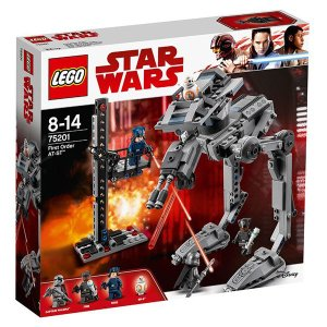 レゴ スター・ウォーズ ファースト・オーダー AT-ST(TM) 75201 レゴブロック LEGO クリスマス プレゼント 誕生日 プレゼント|toylandclover