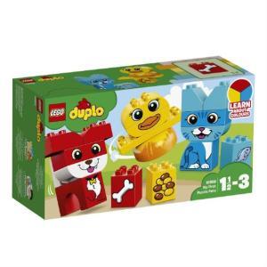 レゴ デュプロ 10858 はじめてのデュプロ どうぶつパズル LEGO ブロック 女の子プレゼント 男の子プレゼント 誕生日プレゼント|toylandclover