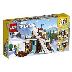 レゴクリエイター 31080 ウィンターバケーション (モジュール式)  LEGO レゴブロック 女の子プレゼント 男の子プレゼント 誕生日プレゼント|toylandclover