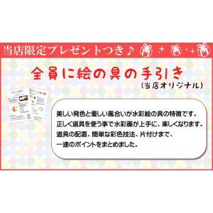 絵の具セット ロイヤルネイビー サクラ マット水彩 女の子 小学校 紺|toyo-kyozai|07