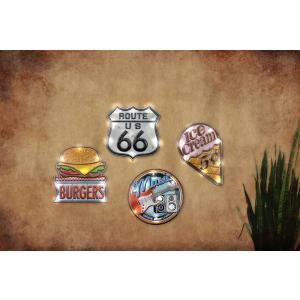 アメリカテイスト雑貨 ルート66 音感センサー付きLED アメリカンサイン おしゃれな間接照明 メーカー直販|toyocase-store|03