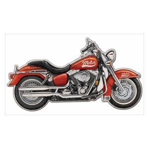アメリカテイスト雑貨 モーターバイク 音感センサー付きLEDアメリカンサイン おしゃれな間接照明 メーカー直販 94393|toyocase-store