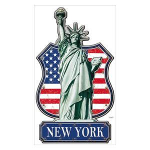 アメリカテイスト雑貨 ニューヨーク 音感センサー付きLEDアメリカンサイン おしゃれな間接照明 メーカー直販 94409|toyocase-store