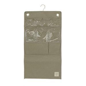 ウォールポケット 壁面収納 10ポケット 5種類ポケット おしゃれ 透明ポケット ストレリアナチュレ ダークグレー メーカー直販|toyocase-store|02