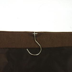 ウォールポケット 壁面収納 10ポケット 5種類ポケット おしゃれ 透明ポケット ストレリアナチュレ ダークグレー メーカー直販|toyocase-store|05