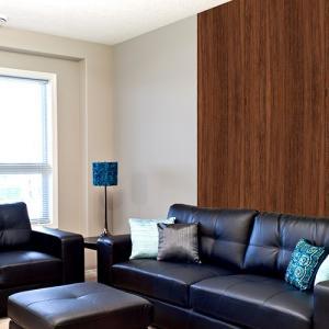 ウォールデコレーション はがせる シールタイプ 簡単 プチリフォーム 木目調 壁紙 KABEDECO カベデコ ブラウンウッド 2.5m メーカー直販|toyocase-store