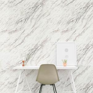 ウォールデコレーション はがせる シールタイプ 簡単 プチリフォーム 壁紙 KABEDECO カベデコ 大理石 2.5m メーカー直販|toyocase-store