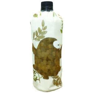 ペットボトルカバー アルミシート構造 KitchenPuloose フクロウ メーカー直販|toyocase-store