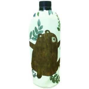 ペットボトルカバー アルミシート構造 KitchenPuloose クマ メーカー直販|toyocase-store