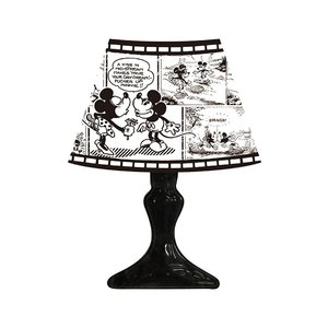 LEDウォールランプステッカー ディズニー ディズニーシリーズ ミッキー&ミニー 音感センサー DisneySeries メーカー直販|toyocase-store