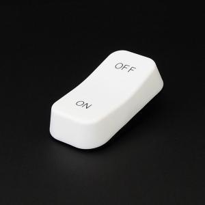 LEDライト 間接照明 スイッチ 単3電池 玄関 トイレ ベッド オシャレ おもしろ雑貨 ギフト 電球色 スイッチ型 スイッチライト ホワイト 96274 メーカー直販|toyocase-store|04