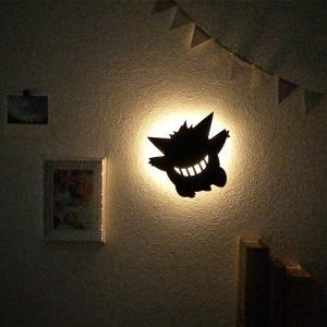 led led pokemon wall light mozeypictures Choice Image