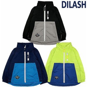DILASH ディラッシュ/ウィンドブレーカー(フード収納可能)/100〜140cm/2018SP/...