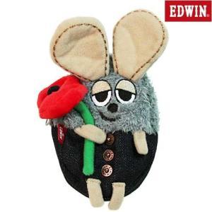 EDWIN エドウィン/【レオ・レオニ】EDWIN×フレデリック(ポーチ)/K-7936