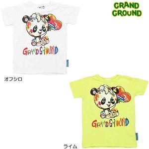 グラグラ grand ground /コラージュハッピィ〜T...