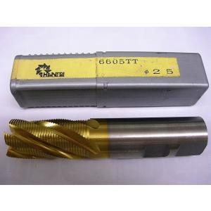ハニタ 6605TT 25Φシャンク25Φ 5枚刃 刃長45 全長121  旧製品の為特価  クリックポスト不可 toyokohan