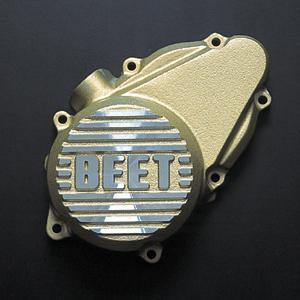 BEETスターターカバー  CB400F/SF/V-R/S/Vテック  ゴールド|toyokoparts