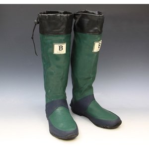 イージーライダース バードウォッチング長靴 グリーン S|toyokoparts