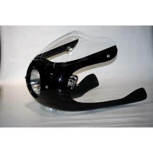 ペイトンプレイス  SR400/500  ハーフカウルKIT|toyokoparts