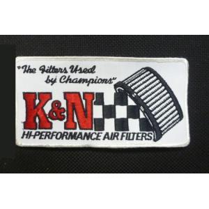 K&Nワッペン
