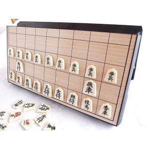 fino creare マグネット式 将棋セット 散らばらない 将棋 折り畳み 将棋盤 駒 セット