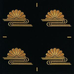■日本製 ■柄サイズ W2.4cm×H2.4cm  家紋の柄のみが残るタイプのステッカーです。 貼り...