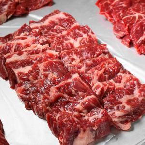豊西牛ハラミ・サガリ焼肉用 200g トヨニシファーム 冷凍 国産牛 北海道十勝帯広産 赤身肉 十勝産ブランド牛 豊西牛|toyonishifarm