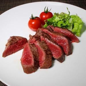豊西牛ランプステーキ2枚入(2枚で260g) トヨニシファーム 冷凍 赤身肉 国産牛 国内産 北海道帯広産 贈り物 toyonishifarm
