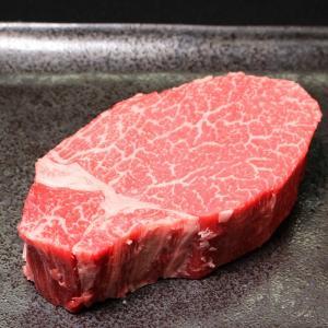 帯広牛ヒレステーキ130g トヨニシファーム 冷凍 国産牛 北海道帯広産 |toyonishifarm