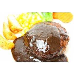 ハンバーグ 洋食亭のハンバーグ(ドミグラスソース)×10個|toyosushijou