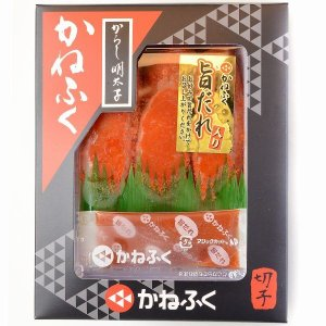 (訳あり)かねふく明太子(140g・切れ子 化粧箱入り)|toyosushijou