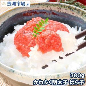 かねふく明太子(チューブ入り明太子ばら子・300g)|toyosushijou