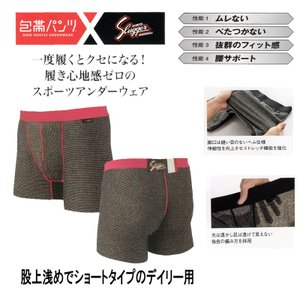 久保田スラッガー 包帯パンツ 一度履くとクセになる! K-H...