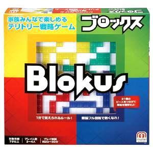 「ブロックス」は、タイルを角が接するように置いていくロジカルなゲームです。 ピースを途切れないように...