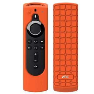 リモコンカバー ATiC 5.6インチ 新登場 Fire TV Stick 4K専用リモコンカバー ...