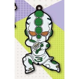 TVアニメ ジョジョの奇妙な冒険 ダイヤモンドは砕けない ラバーストラップコレクション Vol.2 [4.エコーズACT3]【ネコポス配送対応】|toysanta