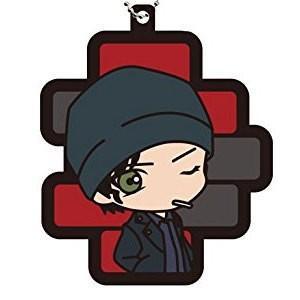 名探偵コナン ステンドグラスマスコット 第二弾 [7.赤井秀一]【ネコポス配送対応】|toysanta