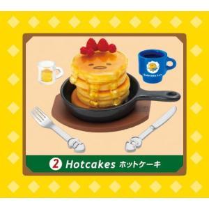 ぐでたま ぐでたまカフェ [2.Hotcakes/ホットケーキ]【ネコポス配送対応】|toysanta