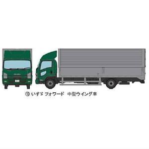 ザ・トラックコレクション 第11弾 [10.いすゞ フォワード ウイングバン]【 ネコポス不可 】|toysanta