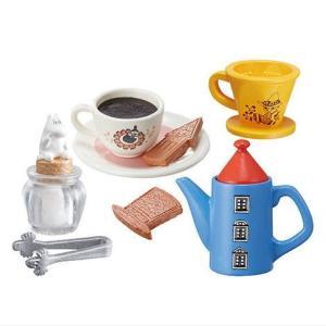 ムーミン Moomin House's Kitchen ムーミンママの愛情レシピ [5.こだわり ひきたてコーヒー]【ネコポス配送対応】(RM) toysanta