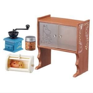 ムーミン Moomin House's Kitchen ムーミンママの愛情レシピ [6.食器棚の整理もしっかりと]【 ネコポス不可 】(RM) toysanta