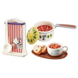 ムーミン Moomin House's Kitchen ムーミンママの愛情レシピ [8.きざみ野菜のトマトスープ]【ネコポス配送対応】(RM) toysanta
