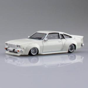 1/64スケール ダイキャストミニカー グラチャンコレクション BEST2 [4.コスモAP 1975年式 (CD23C):ホワイト]【 ネコポス不可 】|toysanta
