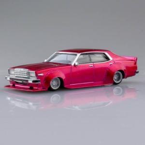 1/64スケール ダイキャストミニカー グラチャンコレクション BEST2 [8.231ローレル 1979年式 (C231):ピンク]【 ネコポス不可 】|toysanta