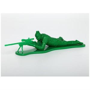 超活化 バトル兵馬俑 グリーンアーミーVer. [5.兵馬俑E]【ネコポス配送対応】|toysanta